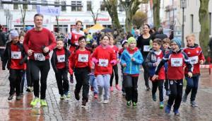 Lauf der Schulen 24.004.16 in Stade