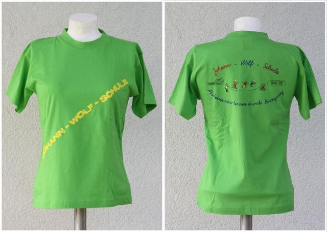 Schul-Shirt