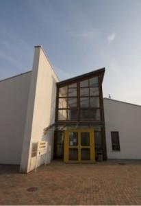 Das Schulgebäude