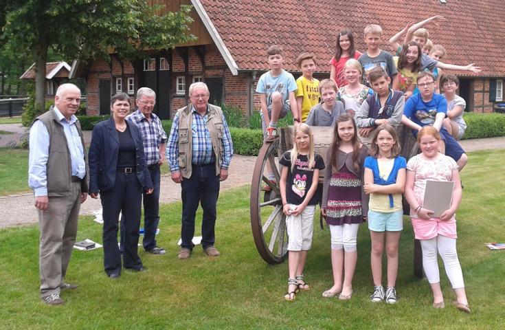Heimathaus 4. Klasse 2 2014