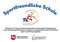 Logo Sportfreundliche Schule