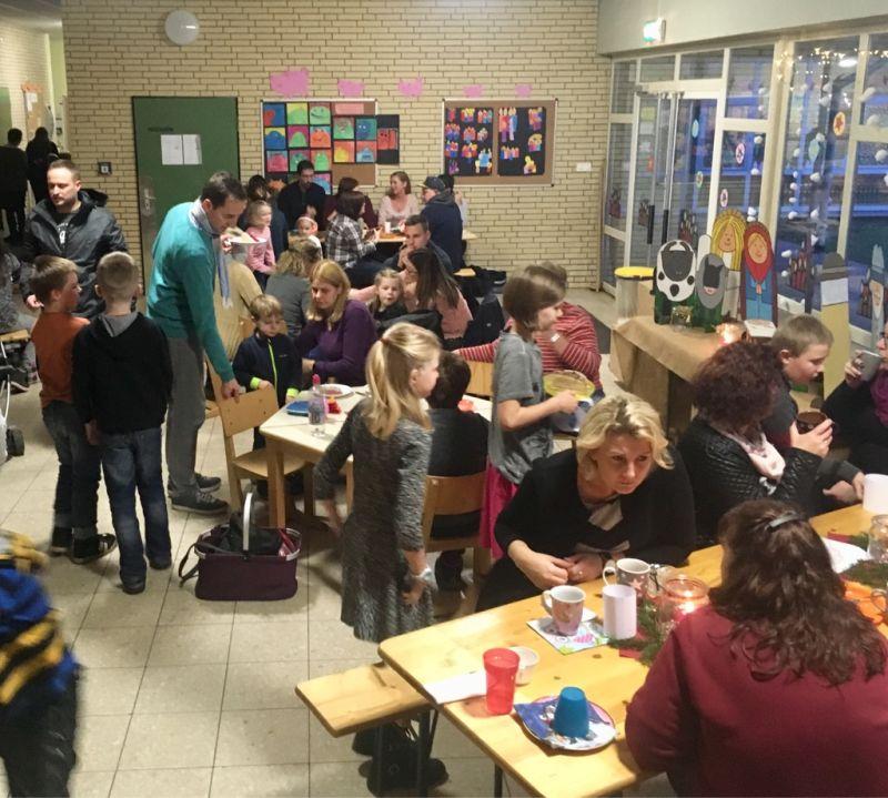 Grundschule Weihnachtsfeier.Weihnachtsfeier In Der Schule Grundschule Wrestedt