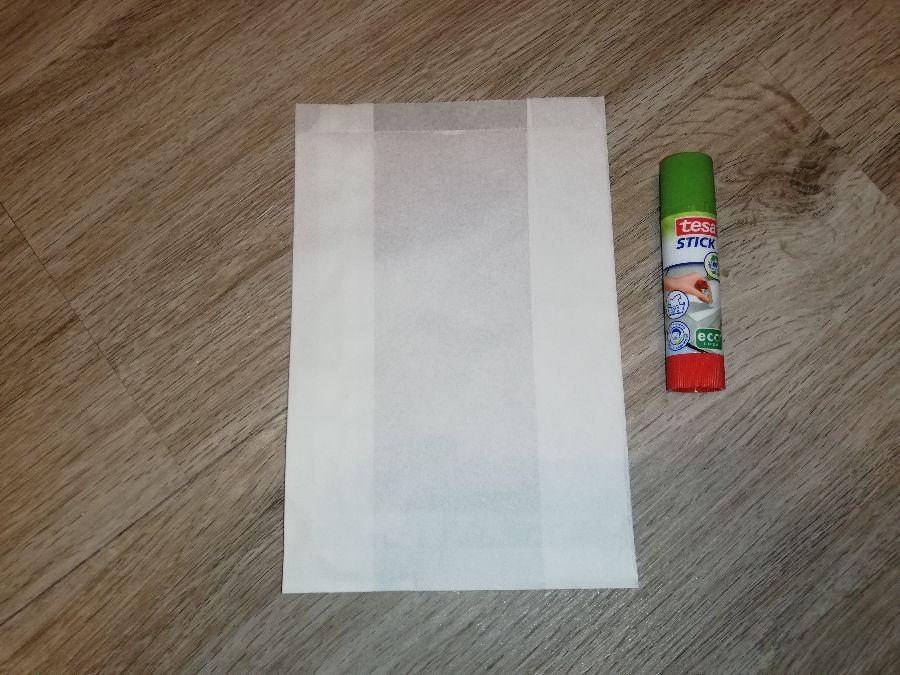 Schneeflocken Aus Brotpapiertüten Ist Das Unser Ernst