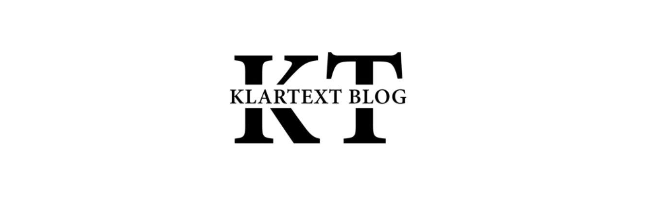 Klartext Blog