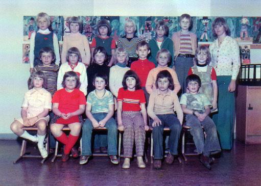 Klassenphoto Jahrgang 1974