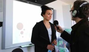 Lina Magull zum Thema Frauenfußball