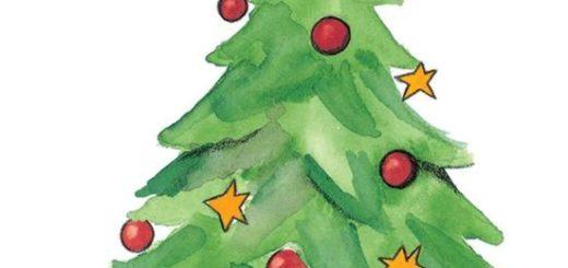 Weihnachtsbaum Der Guten Wünsche.Deutsch Weinachtsbaum Der Guten Wünsche Otfried Preußler Schule