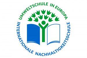 Logo Umweltschule in Europa